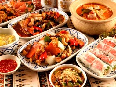 タイ料理って美味しいよね