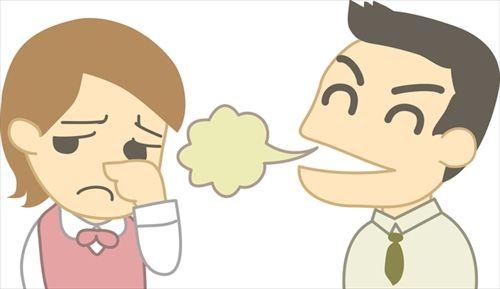1日に何回も歯を磨くし口臭ケアもしっかりしてるのに息が臭い