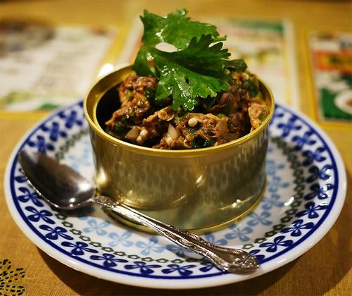インド人がサバの缶詰にスパイスを入れたアレンジ料理が美味い!