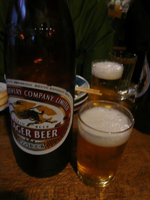 ワイ「生ビールくださ… 敵「瓶ビールちょうだい!グラスは人数分ね!!」