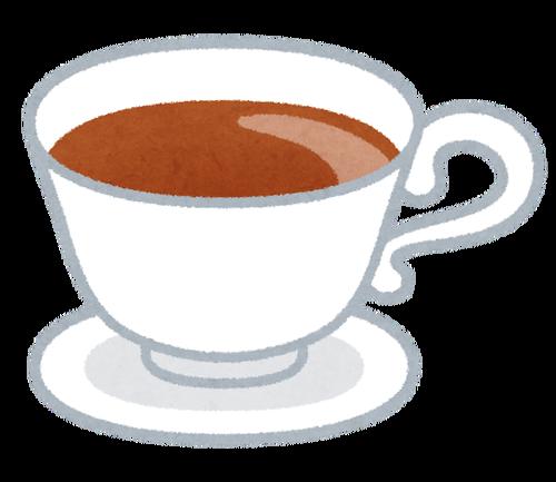 紅茶にブランデー垂らすと美味しいよな