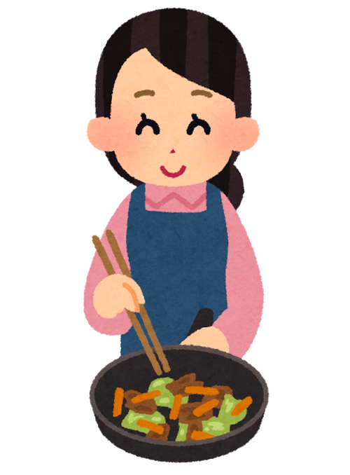 肉入り野菜炒めでフライパンをアチアチにして肉入れる奴は馬鹿