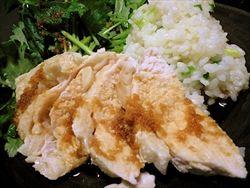 炊飯器でご飯と鶏肉を一緒に炊くだけうますぎワロタwww