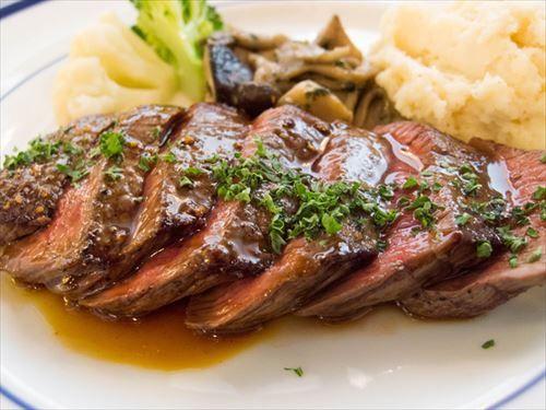 店員さん「ステーキの焼き方はいかがなさいますか?」 彡(゚)(゚)「うーん……」