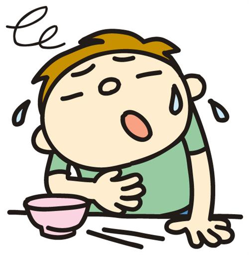 ( ;^ν^)「食べたら胃もたれするし、痛みがあるんです……」 医者「胃はきれいで異常なしです」