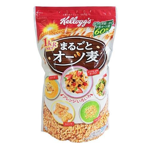 オートミール(食物繊維たっぷり、GI値低い、タンパク質多い、日持ちする)←こいつが天下取れない理由