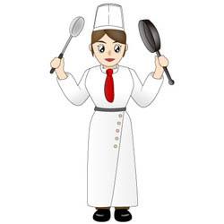 女料理人だけど質問ある?