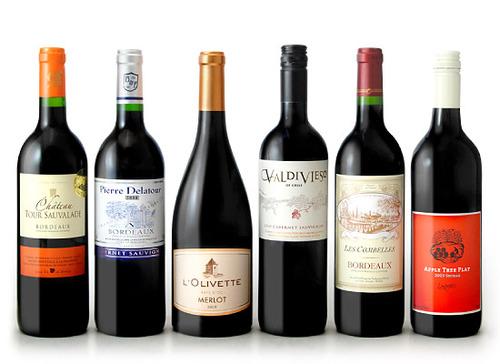 今、チリ産ワインが大人気! 首位のフランス産を超す勢い