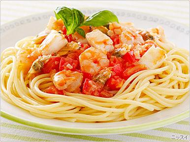 スパゲティ美味いけど茹でる時間が長すぎて面倒くさい