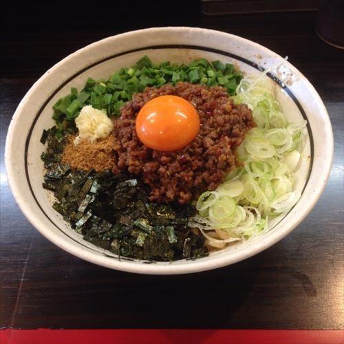 つけ麺600円←わかる まぜそば600円←は?