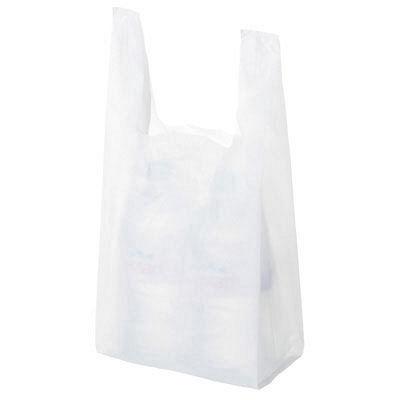 エコのためレジ袋有料です←これきらい