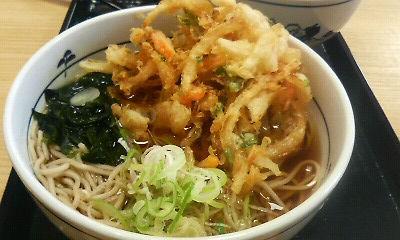 立ち食い蕎麦屋と言えば箱根そば、次点で富士そば、小諸そばもいいねぇ