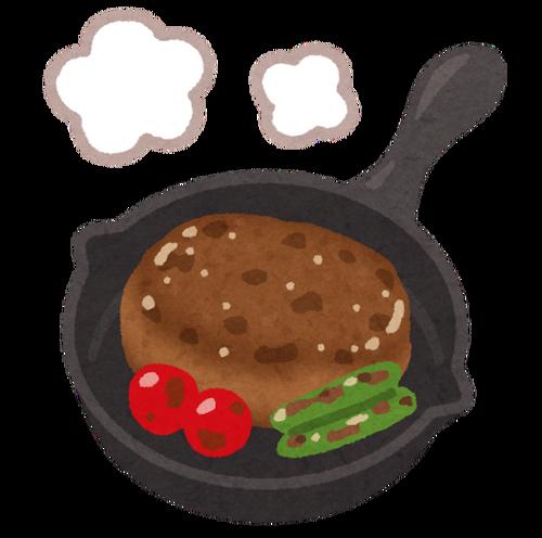 レアのハンバーグをテーブル上で焼くスタイルに専門家が注意「重篤な食中毒を引き起こす可能性がある」