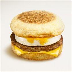 ふえぇ…朝マクナル食べたいよぉ…