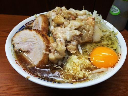 ラーメン二郎 亀戸店がマシマシ禁止決定  無理して食べて吐く客いる 「インスタ映えのためにラーメン作ってるわけではない」