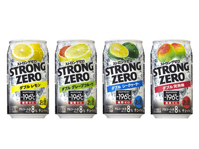 ストロング缶チューハイとかいう最強の酒