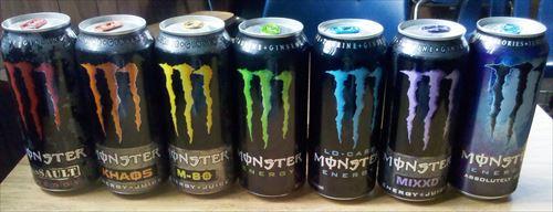 モンスターエナジーとかいう飲料wwwwwwwwwwwwwwwwwww