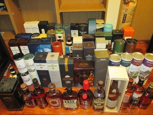 酒やウィスキーに詳しい人助けてください