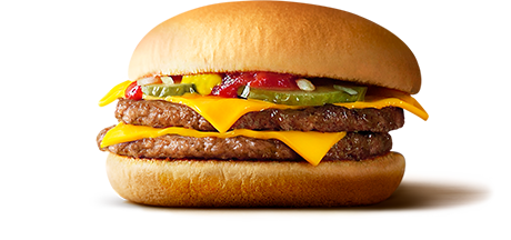 「チーズバーガーー二つ買った方がダブルチーズバーガー買うより安い」とか言ってるヤツは何もわかってない