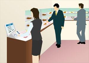 社内公用語を英語にした有名IT企業「社員食堂は派遣社員の利用ダメ、近くのフードコートで食べて」