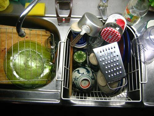おまえら「洗い物するときはティッシュで拭いてから洗ってる」←これ