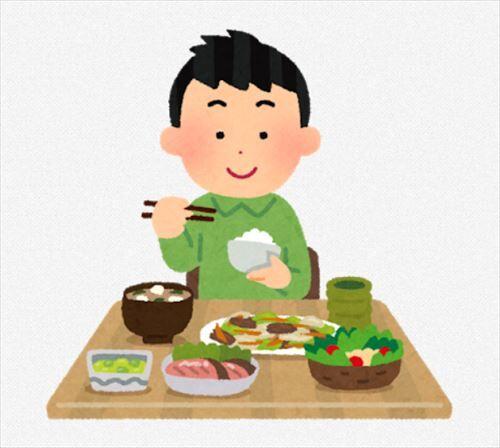 ワイ君「朝飯食べません。昼飯も食べません。夕飯だけはめちゃくちゃ食べます」←このスタイルwww