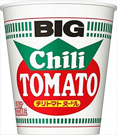 カップヌードルのチリトマトって何で当然の如くレギュラーになってんだ?