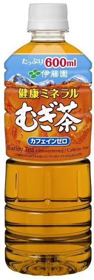 【悲報】健康ミネラル麦茶、持ちやすさを言い訳に内容量を変更してしまう