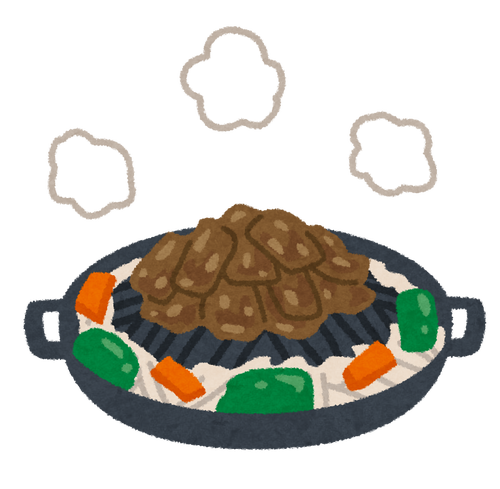 岡山でジンギスカンの大食い大会が開催