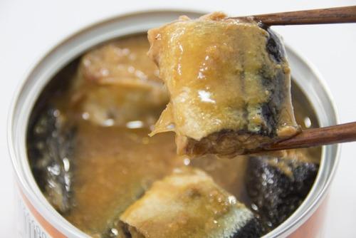 サバの缶詰食べてる人いる?