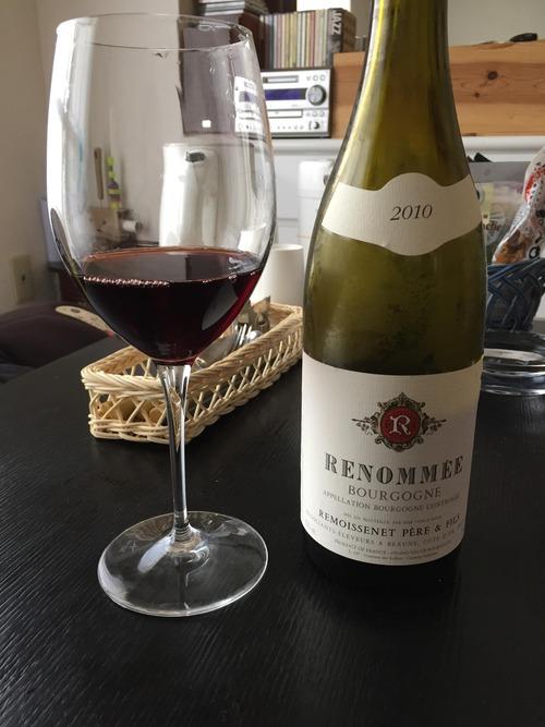 ワイ、昼からワインを飲む