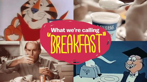 【悲報】アメリカ人が「朝食」と呼んでいるものは、実はデザートだった