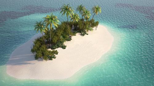 この無人島で1人で1か月生き延びられたら1000万円