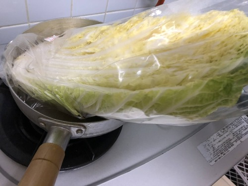 白菜が大量にあるんだが消費する方法教えてくれ