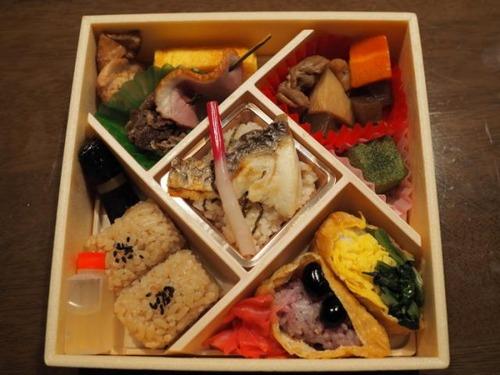 黒田官兵衛の水攻め弁当(1100円)wwwwwwww
