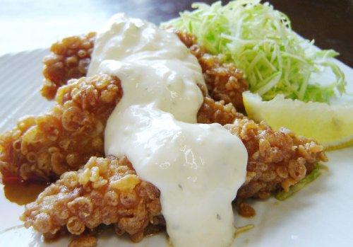 チキン南蛮の(゚д゚)ウマーな作り方