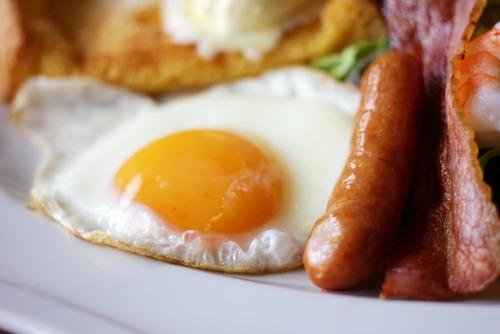 有識者「朝御飯、ガッツリ食べると元気が出る」←これ