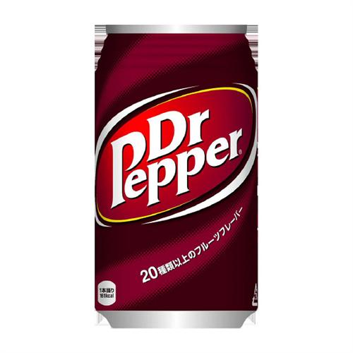 ドクターペッパーとかいうファッションに成り下がった飲料