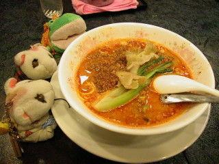 12坦々麺