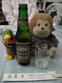 4台湾ビール
