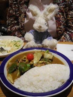 9野菜カレー