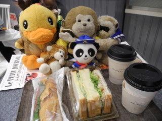 11パン屋