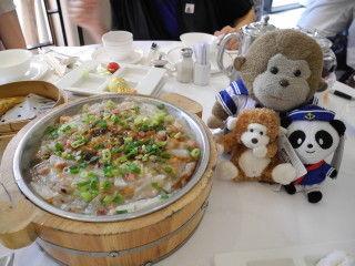 07中華ハムと干し蝦入り大根餅