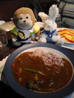 09野菜カレー