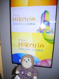 hikarieオープン