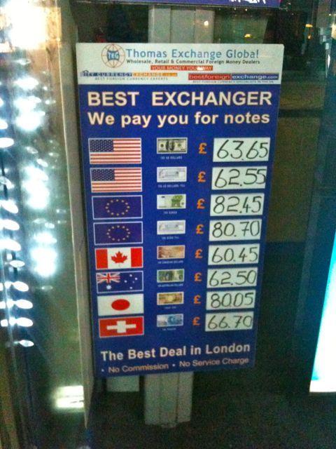 thomas global exchange