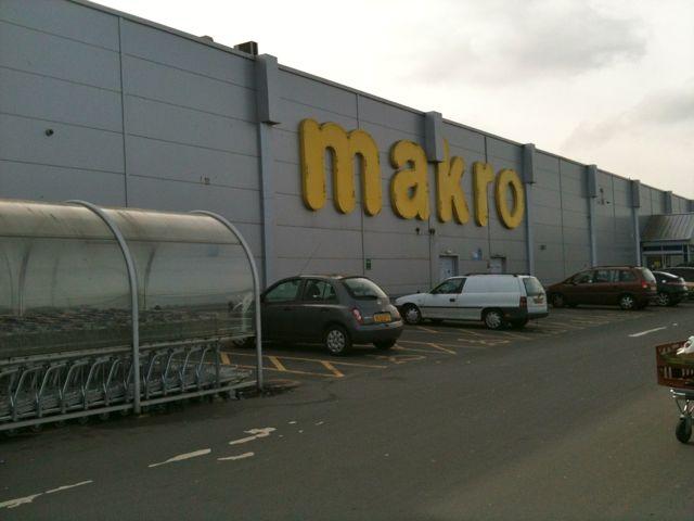 Makro in london