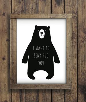 bearhug frame