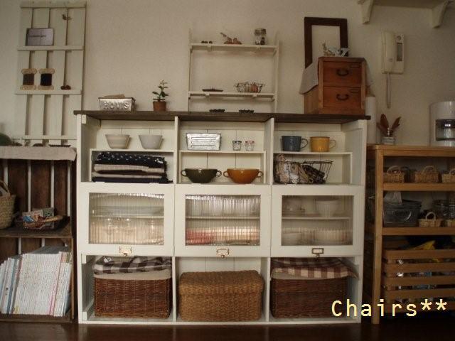 Chairs** ナチュラルな雑貨とインテリアの話