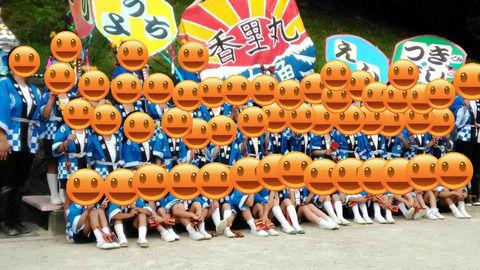 7月22日 鳴子踊り